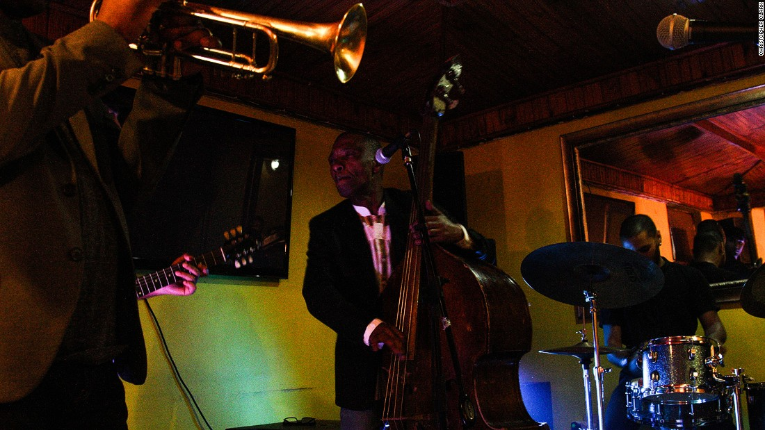 "<a href=""https://www.facebook.com/Jazz-in-the-Native-Yards-560410047415540/"" target=""_blank"">Jazz in the Native Yards</a> is a live music venue in Gugulethu, whose regular weekend events bring some of the best jazz musicians from across South Africa into a township living room and yard."