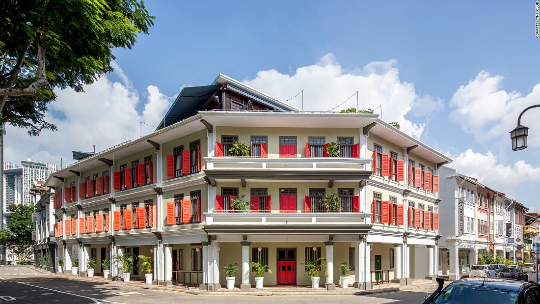 Singapore boutique hotels 7 of the best cnn travel for Great small hotels