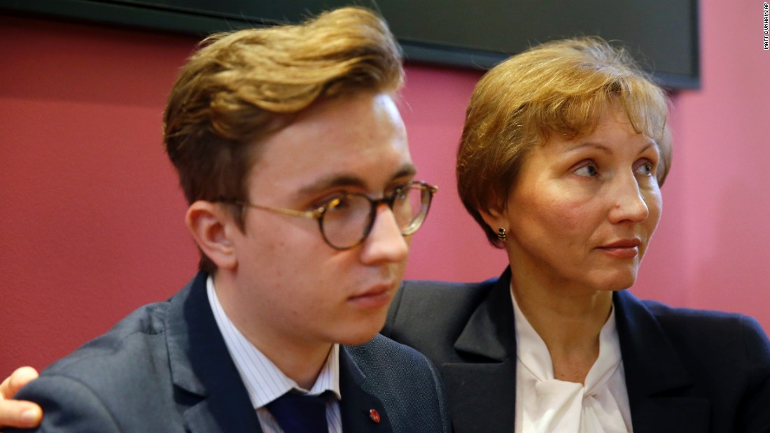 "Marina Litvinenko, widow of former Russian spy Alexander Litvinenko, places her arm around her son Anatoly during a news conference in London on Thursday, January 21. <a href=""http://www.cnn.com/2016/01/21/europe/litvinenko-inquest-report/index.html"" target=""_blank"">A detailed UK inquiry</a> has concluded that Alexander Litvinenko was poisoned by two former Russian agents in 2006. Retired High Court Judge Robert Owen, who conducted the inquiry, wrote that he was ""sure"" that the two men who allegedly poisoned Litvinenko were acting on behalf of others, probably the Russian spy service. The Russian Foreign Ministry dismissed the UK inquiry as politically motivated."
