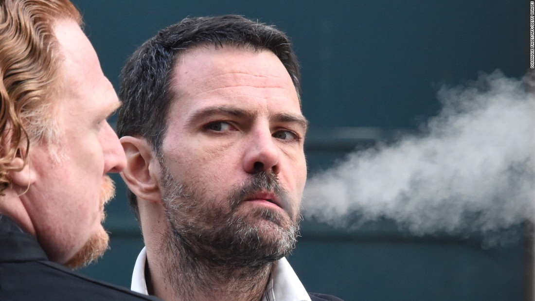 "Jerome Kerviel, <a href=""http://www.cnn.com/2010/WORLD/europe/10/05/france.trader.trial/index.html"" target=""_blank"">the man behind France's biggest rogue-trading scandal,</a> smokes outside a courthouse in Versailles, France, on Wednesday, January 20."