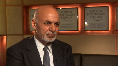 Ghani: Terrorism 'well and alive,' al Qaeda has reemerged