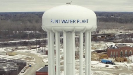 Flint family says Navy is retaliating for speaking out about water crisis
