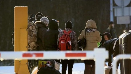 Syrian refugees in Norway facing deportation to Russia