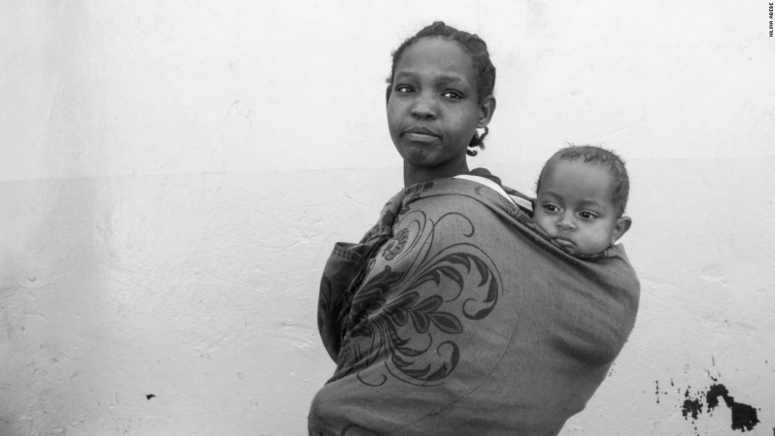 In December 2013, Ethiopian photographer Hilina Abebe, met 19-year-old mother of one, Meseret, who shined shoes to provide for her nine-month-old baby girl, Meron. After losing touch, the photographer and a now 21 year-old  Meseret reconnect in late 2015. The pictures are taken from Abebe's documentary photography series, Shoeshine Girl, and all the quotes are of Meseret speaking, except when specified otherwise.