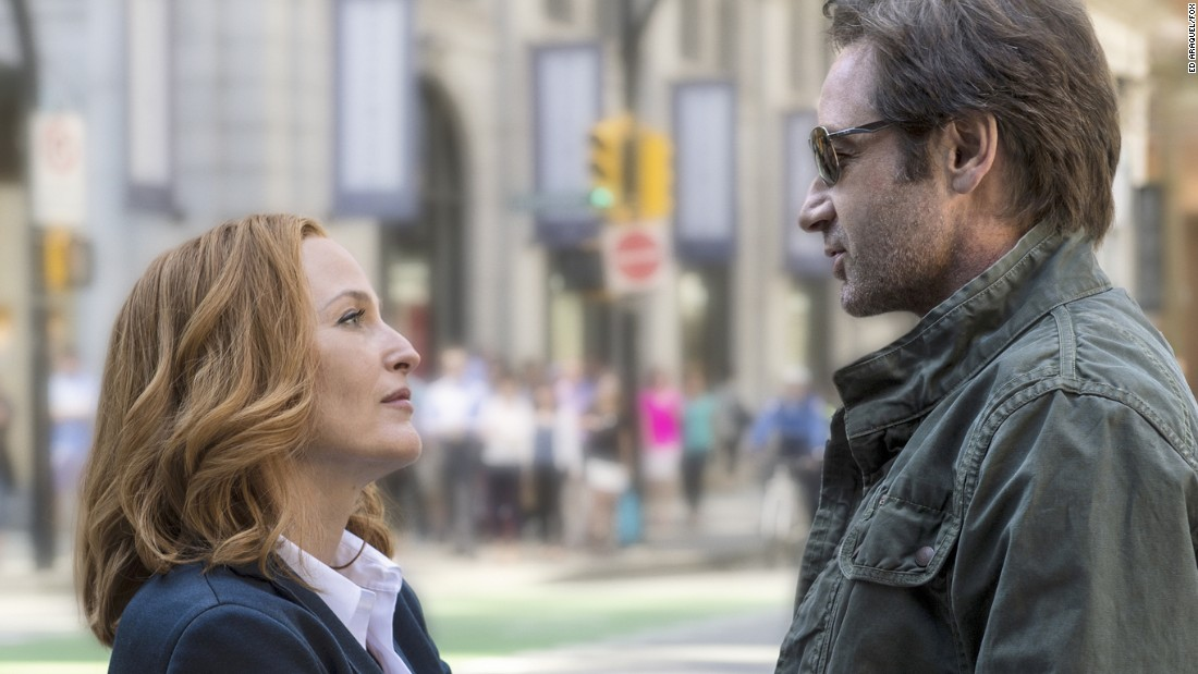 'X- Files' Is Returning
