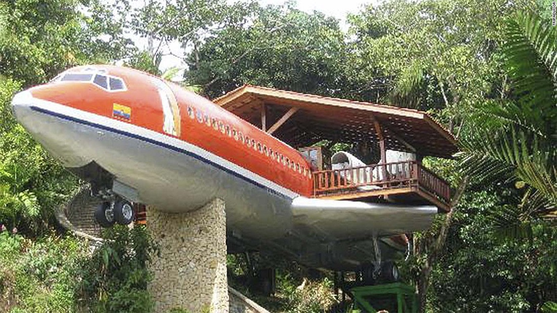 12 unusual strange and downright bizarre hotels cnn travel for Special hotels in the world