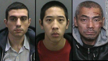 Inmates escape from California jail