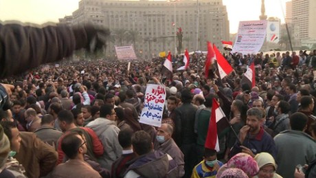 Egypt:  Five years after a revolution