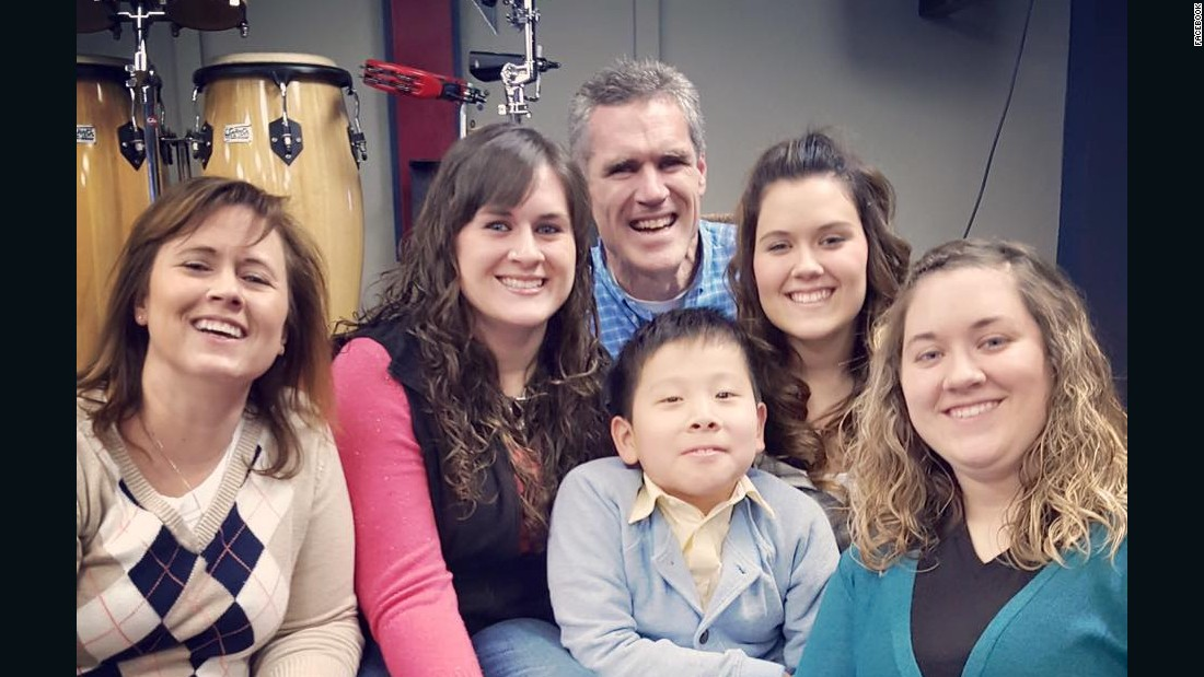 Jiajia, now known as Jason, was once the oldest child in his Beijing orphanage. But thanks to the tireless efforts of American family the Wilsons, he now has a family of his own and a new life in Missouri.