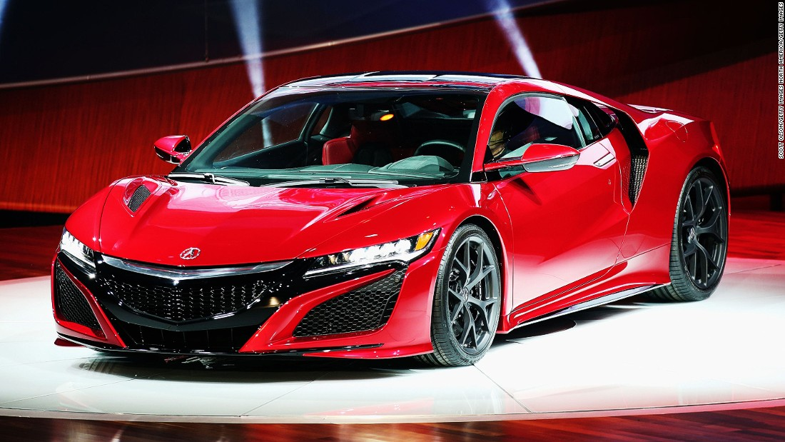 """The NSX is an iconic and timeless car, it's a beloved car by many enthusiasts, and so it was a very intense project for us,"" she says. ""We knew how important it was for Acura to bring back this vehicle and for it to be more aggressive, more bad ass, more extreme."""