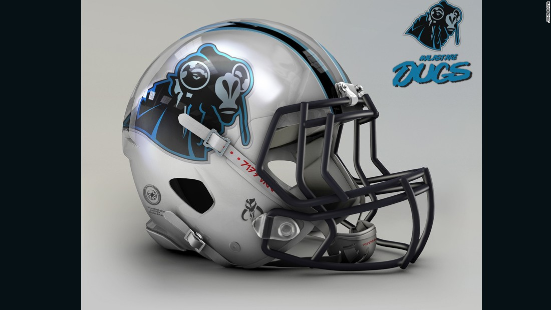 "Given his attitude during the pod race in The Phantom Menace, the Dug from planet Malastare called Sebulba - who tries everything to take out young Anakin Skywalker - is a great match for the <a href=""http://www.panthers.com/"" target=""_blank"">Carolina Panthers</a>, whose motto is ""keep pounding."""