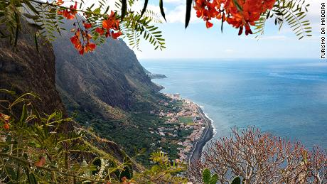 Road trips along Madeira's coastlines reveal stunning scenery.