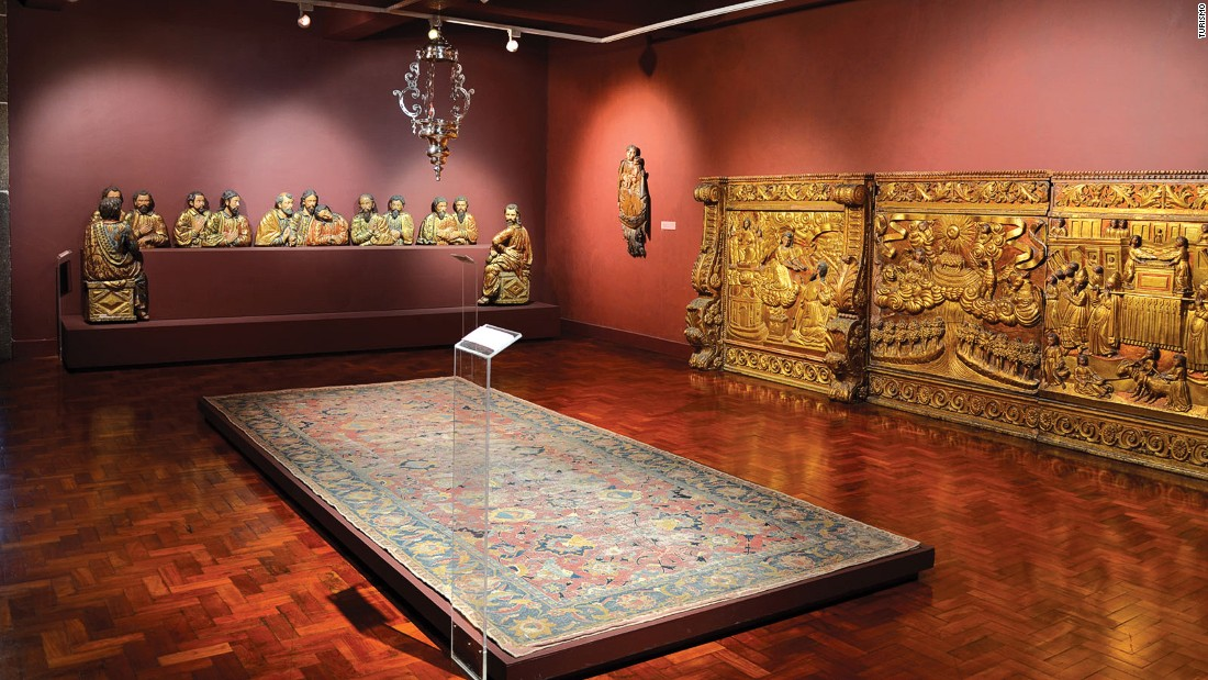 Funchal's Museu de Arte Sacra explores the island's Flemish connection with art works by Dieric Bouts and Gerard David.