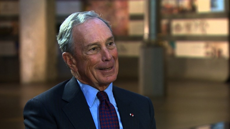 Michael Bloomberg considering entering 2016 race