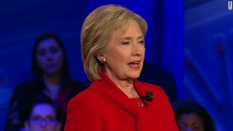 Clinton: Shameful the way Trump speaks about Muslims