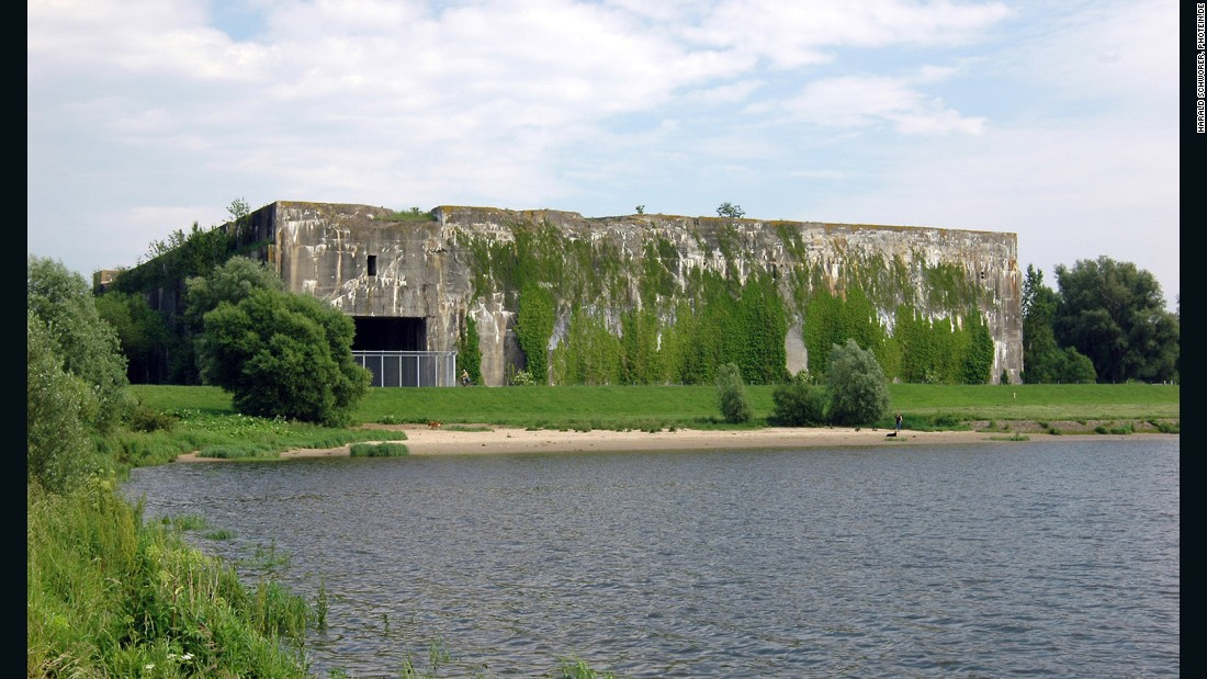 "Situated about 40 kilometers from the North Sea coast, this enormous WWII structure was built to house <a href=""http://www.denkort-bunker-valentin.de/fussbereich/englisch.html"" target=""_blank"">a submarine assembly plant</a>. Despite around 2,000 forced laborers losing their lives here, not a single submarine was produced. Defunct for decades, it was turned into a memorial to the horrors and hubris of fascism in 2011."