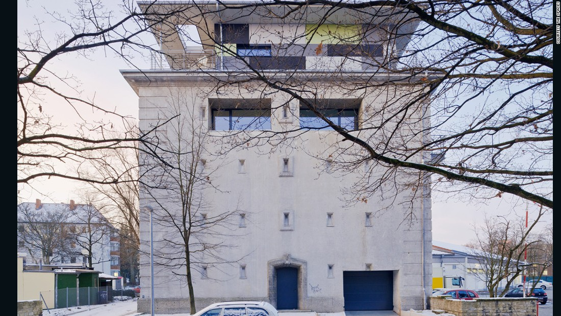 Germany has re-purposed thousands of bomb shelters. Architect Rainer Mielke has transformed at least a dozen in his native Bremen, and lives in one himself. In many cases, the sparse concrete aesthetic is retained.