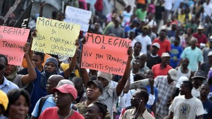 Haiti postpones presidential runoff amid 'security concerns'