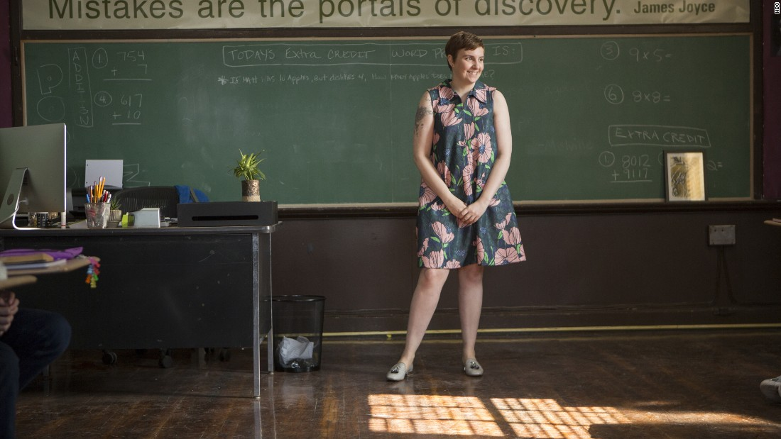 "Dunham's HBO series, ""Girls,""<a href=""http://www.hitfix.com/news/a-complete-timeline-of-every-girls-related-controversy"" target=""_blank""> has been brazen about showing characters in various states of embarrassment and undress</a>, and Dunham has sounded off on social media about criticisms she believes are unfair."