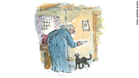 Long-lost Beatrix Potter tale, 'Kitty-in-Boots,' rediscovered