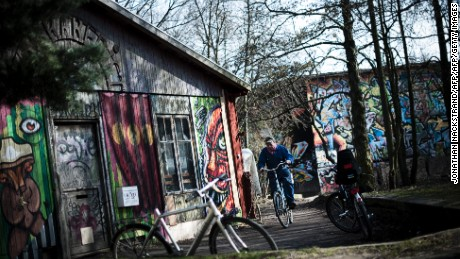 "Christiania: ""The ultimate liberal paradox."""
