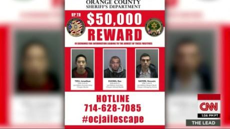 california jailbreak search dangerous escaped inmates paul vercammen lead dnt_00000616