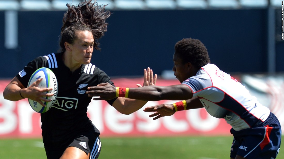 Woodman, whose father and uncle played for the All Blacks, was prolific in the 2015 Sevens World Series tournament in Brazil, posting a record 13 tries.