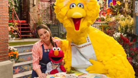 Is 'Sesame Street's' new Latina character the right role model?