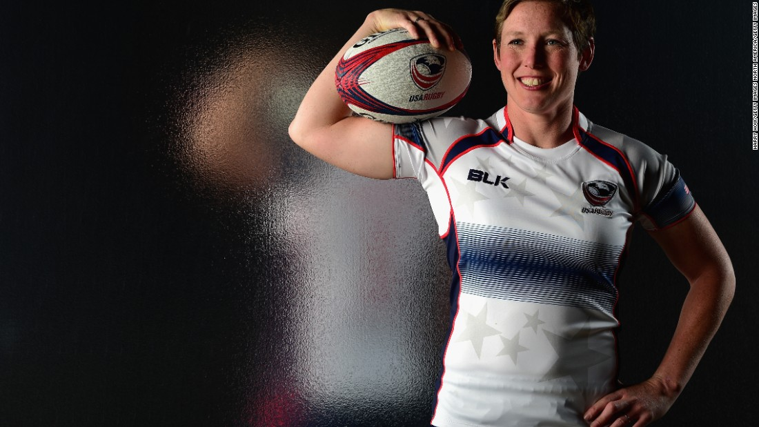 "The 29-year-old U.S. captain has overcome cancer and major surgery during a successful sevens career. ""Jillion has an unreal story, having come back from what she's been through,"" Scarratt says. ""To have her back on the field means an awful lot to everyone."""