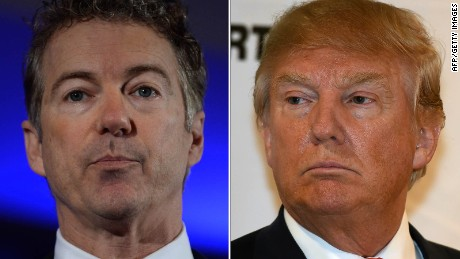 The long, strange and totally nasty history of Donald Trump and Rand Paul