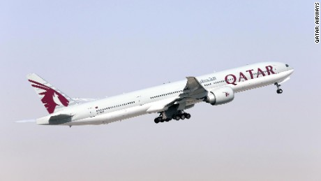 A planned direct flight between Doha, Qatar, and Auckland, New Zealand, would be the world's longest.