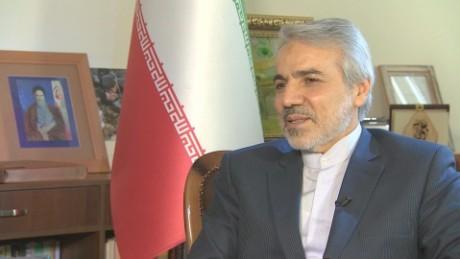 mohammed nobakht iran intv pleitgen _00001923