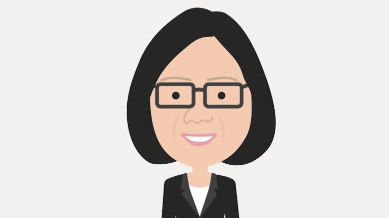 5 things to know about Taiwan's first female President