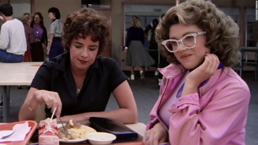 "Dinah Manoff, right, played Marty in the 1978 film. She has several TV credits, including a long run in ""Empty Nest,"" in which she played Carol."