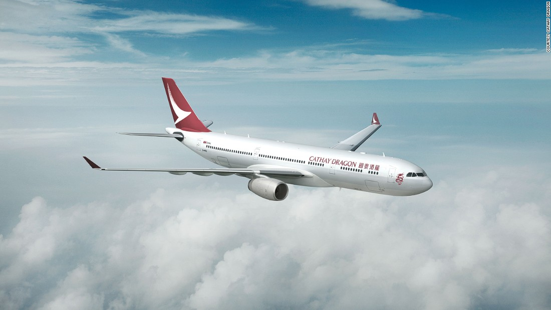 "Cathay says the new brand will help it cash in on ""international brand recognition and leverage on Cathay Dragon's unique connectivity into mainland China."""