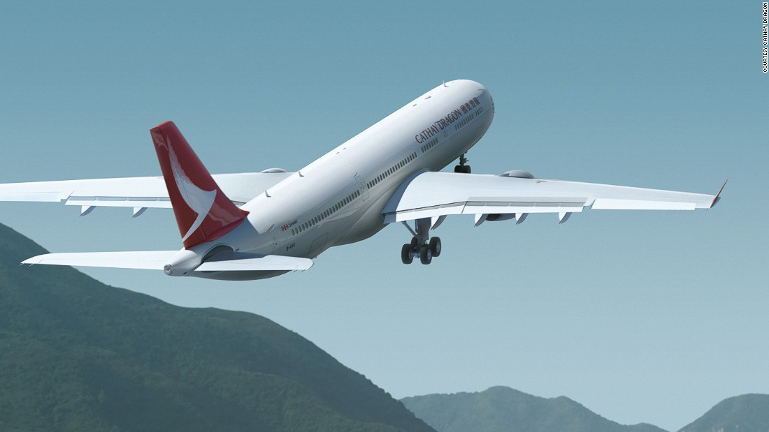 Cathay Pacific has rebranded its Dragonair subsidiary as Cathay Dragon.