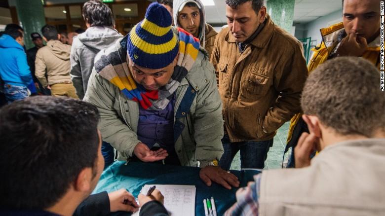 Sweden to expel failed asylum seekers