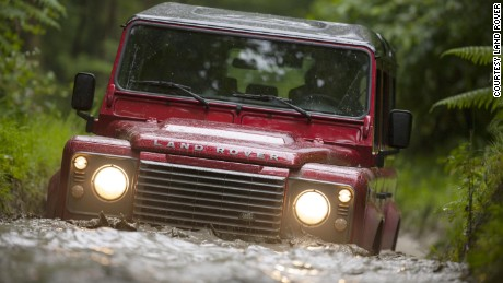 The death of a British icon: Land Rover Defender ends production after seven decades