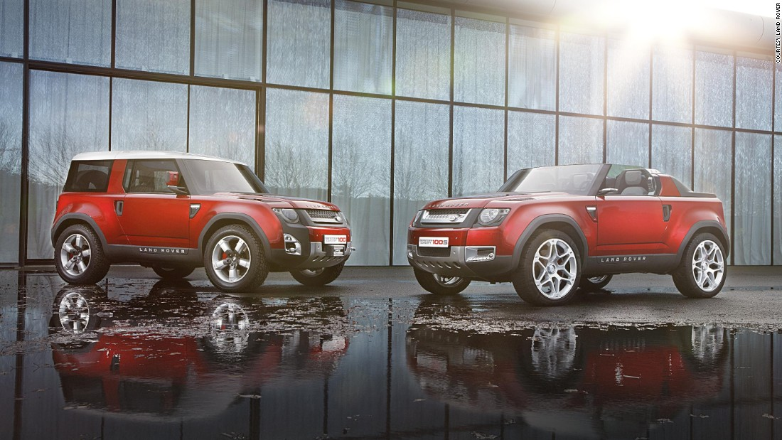 Land Rover has shown concepts of a new Defender, but a production successor is still some way off.