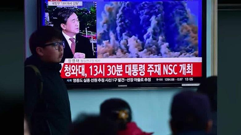 N.Korea test h-bomb starr dnt lead_00003729