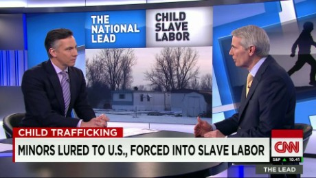 child labor human trafficking senator portman the lead live intv_00012103.jpg