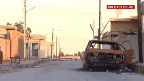 Exclusive: Inside Syria's empty town