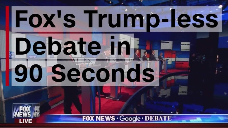 Fox News GOP Debate Trump Election 2016 AR ORIGWX_00000207