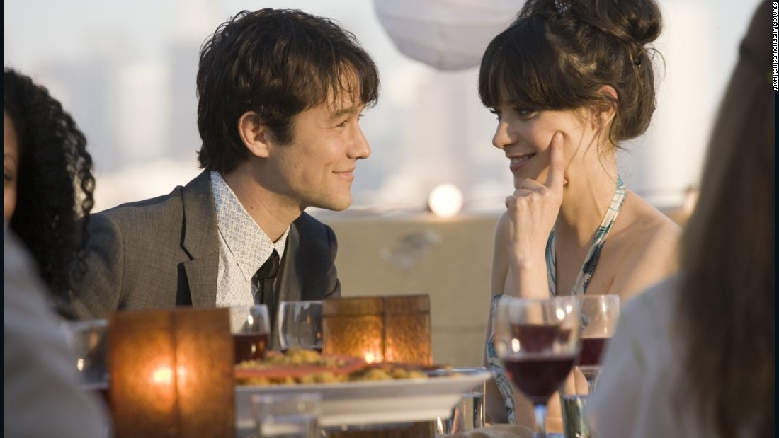 "The twee romance ""500 Days of Summer,"" starring Joseph Gordon Levitt and Zooey Deschanel, is a bit divisive among rom-com fans. If you don't mind a <a href=""http://www.theatlantic.com/entertainment/archive/2015/09/the-manic-pixie-dream-girl-repents/404953/"" target=""_blank"">manic pixie dream girlfriend</a>, watch away."