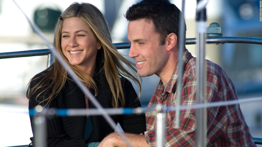"The title, ""He's Just Not That Into You,"" explains it all, but the characters have to work it out for themselves. Jennifer Aniston plays a long-suffering girlfriend who's waiting for her man, Ben Affleck, to propose."
