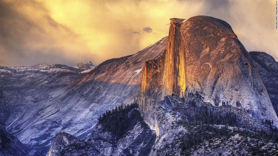 Filmmakers hope the IMAX adventure will encourage people to visit U.S. national parks, from blockbusters like Yosemite to lesser-known sites.
