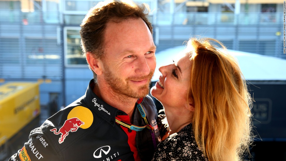 Red Bull Racing team principal Christian Horner is due to attend the gala charity auction, now in its fourth year, with his wife -- former Spice Girls singer Geri Halliwell. Will they spot a photo they really, really, want?