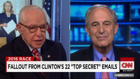 Davis vs. Mukasey on Clinton emails_00004903