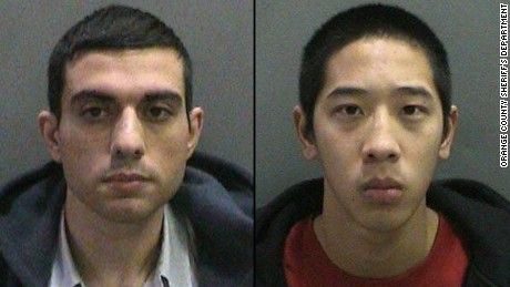 Escaped Orange County inmates Hossein Nayeri and Jonathan Tieu are in custody, according to a tweet from the Orange County Sheriff's Department Twitter page.  The Orange County Sheriff's Department will hold a news conference at 3pET.