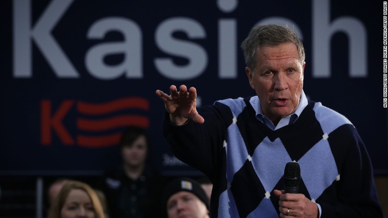 Kasich: I'm running the most positive campaign of anyone